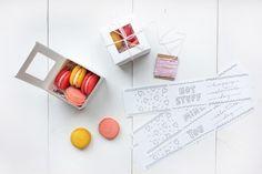 DIY Valentine's Day Gift Boxes - free printables!   coco & mingo for Lark & Linen