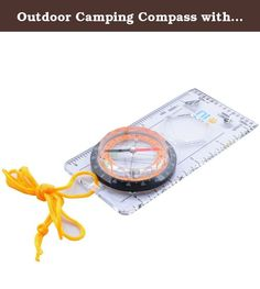 Outdoor Camping Compass with Magnifying Glass by Northline. OUTDOOR COMPASS FOR HIKING AND CAMPING GET YOUR BEARINGS WITH THIS MAGNETIC COMPASS - Are having trouble deciding which compass is good enough to buy? - Looking to avoid poorly bulit compasses, which promise more than they deliver? Northline will provide you with a solid compass at a competitive price. - Designed to be lightweight and stirdy - The compass offers quick and accurate bearings with a magnetic needle - Including a...
