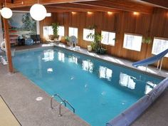 HUGE Indoor Pool, Lovely Home, Large Yard, Convenient Location