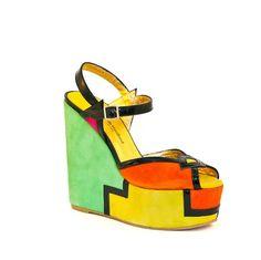 d8861050fc3 Fantasy footwear  Terry De Havilland s dancing shoes