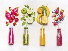 Detox Juice Cleanse Recipes & Detox Drinks For Weight Loss Kidney Detox Cleanse, Detox Kur, Detox Juice Cleanse, Detox Juices, Stomach Cleanse, Detox Diet Drinks, Natural Detox Drinks, Diet Detox, Detox Diets