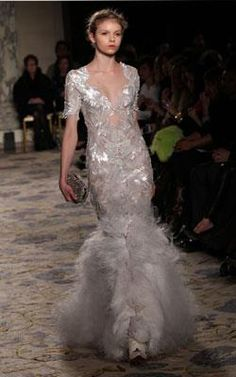 high fashion wedding gown...only in my dreams