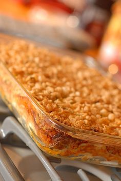 """Morning Wife Saver"" Overnight #Breakfast Casserole recipe"