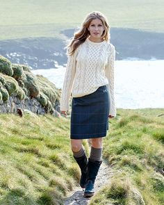 My perfect outfit for my dream trip to Ireland/Scotland