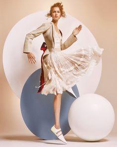 Runway Report: Slip Dresses - Etro dress, $6,780, (212)317-9096. Undercover coat, $6,900, undercoverism.com. Jean Colonna tank (worn - The New York Times