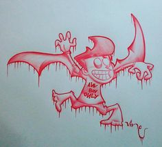 Any boy only... #cartoon#Red#point#asas#um#garoto#qualquer#wings#bat#any#boy#only#sketch#how#i#draw#love#art#pencil#drawing#color#ever#vine#ribeiro#art#i#and#my#cartoons http://misstagram.com/ipost/1546806963139992163/?code=BV3XLzWD1pj
