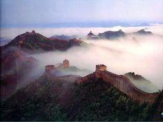 L'image du jour : La Grande Muraille de Chine