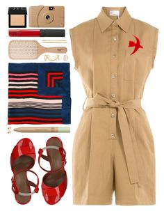 """#974 Sonia"" by blueberrylexie ❤ liked on Polyvore featuring Sonia Rykiel, Over All MasterCloth (OAMC), Pixi, Philip Kingsley, NARS Cosmetics, Valentino, Cara, Maison Margiela, Miss Selfridge and Poketo"