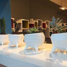 """3D """"Molcajete"""" Flowerpot Line, MAKEMIKE"""