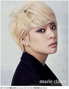 Amber // Marie Claire Korea Possibly one of my biggest lady crushes, I am in such love with Amber Josephine...