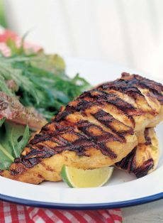 Barefoot Contessa - Recipes - Tequila Lime Chicken