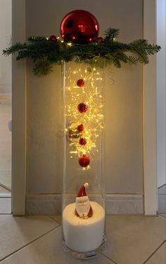 Coastal Christmas Decor, Easy Christmas Decorations, Valentine Decorations, Christmas Themes, Holiday Crafts, Christmas Wreaths, Christmas Ornaments, Beautiful Christmas, Simple Christmas