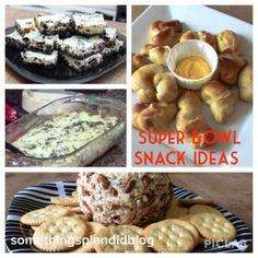 something splendid blog  #superbowl #snacks