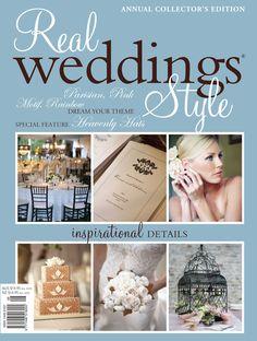 Real Weddings Style - 08/09