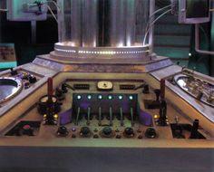 11th TARDIS console 6