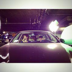 Night shooting in style #production  #scifi #action #nightshoot #filming #stunts #LA #filmlife #webseries #journeyman #BMW #whattowatch  @bigsquidfilms @kykyv71 @navidmayel @erin_aine @punkiejohnson @melissajanerodriguez