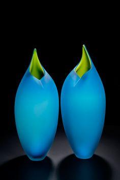 London Glassblowing Shop - Bruce Marks - COLLECT 2015 Artist Profile