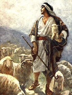 Other Food Daily Devos Of Shepherds And Sheep Lord Is My Shepherd Christ