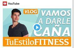 Nuevo vídeo Vlog en el canal de YouTube Tuestilofitness espero que os guste ya que hace tiempo que no subía este tipo de vídeos  espero que tengáis un gran os de domingo! Yo me voy al cine jeje