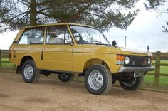 1970 land rover range rover Maintenance/restoration of old/vintage vehicles: the material for new cogs/casters/gears/pads could be cast polyamide which I (Cast polyamide) can produce. My contact: tatjana.alic@windowslive.com
