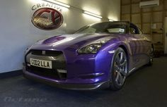Nissan GT-R after the vinyl wrap Car Buying Guide, Cool Wraps, Nissan Gt, Performance Cars, Classic Cars, Projects, Log Projects, Blue Prints, Vintage Classic Cars