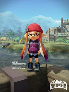 Splatoon devs showcase one of the gear brands from the game