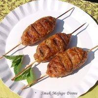 Mięsa z grilla, pomysł na grilla