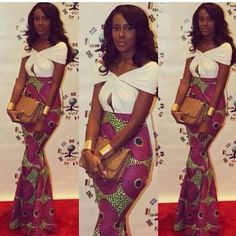 latest african fashion look 725 African Inspired Fashion, African Dresses For Women, African Print Dresses, African Print Fashion, Africa Fashion, African Attire, African Wear, African Women, African Prints
