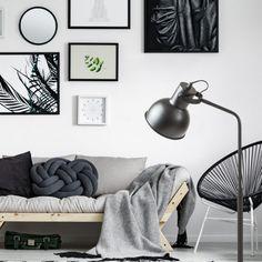 Retro-style floor lamp for E27 light source Desk Lamp, Table Lamp, Retro Style, Lighting Design, Floor Lamp, Retro Fashion, Flooring, Home Decor, Light Design