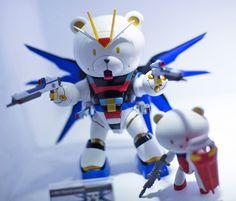 GUNDAM GUY: HGBF 1/144 BearGGuy F [Gundam Series Custom Builds] @ GBWC 2015 Thailand - Image Gallery (Part 2)