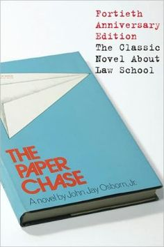 The dean of all law school movies, the 1973 film, The Paper Chase (based on the novel of the same name written by Harvard Law School graduate John Jay Osborn, Jr.)  turns 40 this year. The story of a 1L at Harvard and his relationship with an imperious contracts professor remains a must-see for anyone who sets foot in a law school lecture hall. The novel has been acclaimed as one of the most influential books of its generation and has defined law school for millions of Americans.
