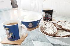 Coffee Cups, Breakfast, Tableware, Morning Coffee, Coffee Mugs, Dinnerware, Tablewares, Coffee Cup, Dishes