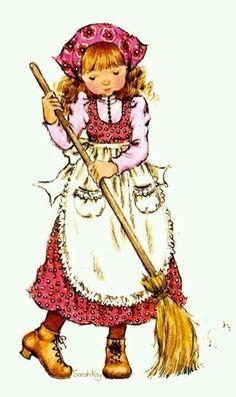 Sarah Kay - housework
