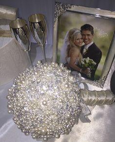 Princess bridal Bouquet $800