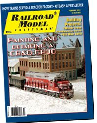 Model Railroad Craftsman