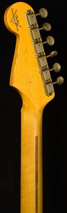 Fender Custom Shop '57 Heavy Relic Stratocaster - Lake Blue Placid