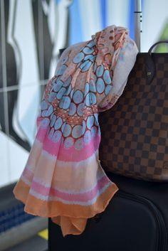 SulianeVieira.com |  Lenço Schooner Bolsa Louis Vuitton
