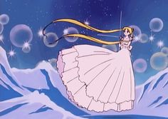 Princess Serenity- this was my favorite show EVER growing up.