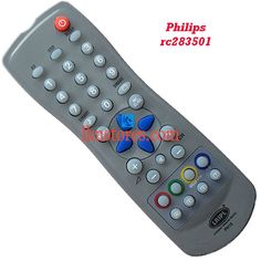 Buy remote suitable for Philips TV Model: RC283501 at lowest price at LKNstores.com. Online's Prestigious buyers store.