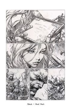 David_Finch_UltimateX_Pencils.jpg (1035×1600)
