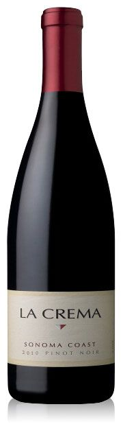 La Crema Pinot Noir 2010 Sonoma Coast (most favorite & widely available red)