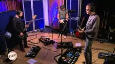 """Ride performing """"Vapour Trail"""" Live on KCRW - YouTube"""