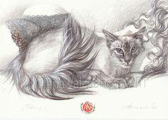 Milena Valchanova -The Cat's job