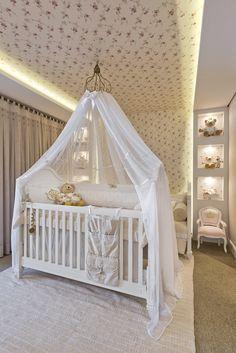 7 ideias para montar quarto de bebê para menina | Mamãe Prática