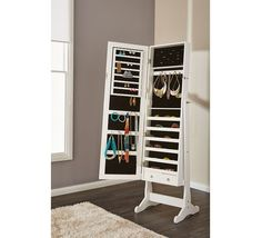 Charmant Heritage Jewelry Armoire Cheval Mirror   High Gloss Black   Floor Mirrors  At Hayneedle | Nice To Have | Pinterest | Cheval Mirror, Armoires And Floor  Mirror