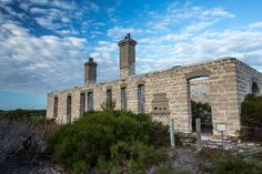 The old Israelite Bay Telegraph Station, Western Australia.