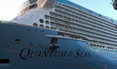 Quantum of the Seas. Photo by ?