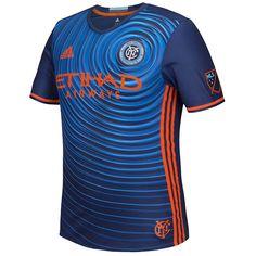 Гостевая форма «Нью-Йорк Сити» 2017 | New York City 2017 Away Kit