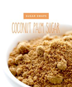 Coconut Palm Sugar - 10 Low-Glycemic Sugar Substitutes. I have not tried this one yet.