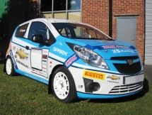 Chevrolet Spark Rally Chevrolet Spark Roll Cage Safety Devices